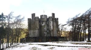 Bastiony artyleryjskie - Braemar Castle