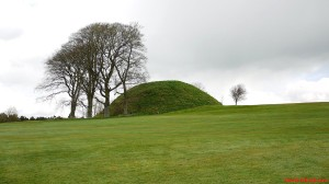 Gródki stożkowate - Carnwath Motte