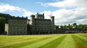Zamki neogotyckie - Taymouth Castle
