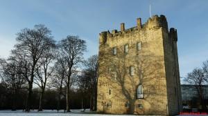 Zamki wieżowe - Alloa Tower